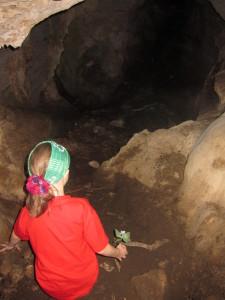"""""""A narrow gloomy cave!"""""""